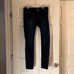 NY & Co SoHo Curve Creator Skinny jeans